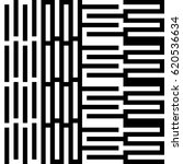vector seamless pattern.... | Shutterstock .eps vector #620536634