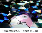 Old Cd Compact Disc With Soft...