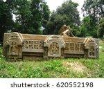 ruins of deoparbat... | Shutterstock . vector #620552198