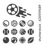 ball icon | Shutterstock .eps vector #620559689