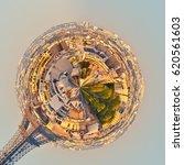 little world of city   paris  | Shutterstock . vector #620561603