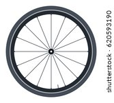 bike wheel   vector... | Shutterstock .eps vector #620593190