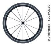 bike wheel   vector... | Shutterstock .eps vector #620593190