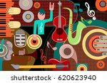 vector illustration of abstract ... | Shutterstock .eps vector #620623940