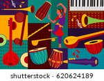 vector illustration of abstract ... | Shutterstock .eps vector #620624189