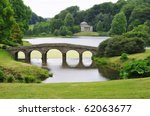 english landscape garden | Shutterstock . vector #62063677