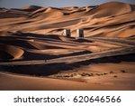liwa  abu dhabi  uae february 2 ...   Shutterstock . vector #620646566