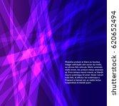 northern lights background of... | Shutterstock .eps vector #620652494