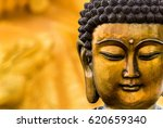 buddha statue  used as amulets... | Shutterstock . vector #620659340