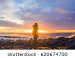 iceland | Shutterstock . vector #620674700
