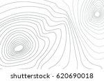 contour lines light topographic ...   Shutterstock . vector #620690018