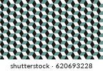 seamless cyan black and white... | Shutterstock . vector #620693228