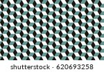 seamless cyan black and white... | Shutterstock .eps vector #620693258