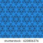 vector seamless patern of... | Shutterstock .eps vector #620806376
