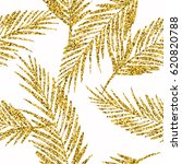 seamless exotic pattern with... | Shutterstock .eps vector #620820788