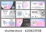abstract elements on a white... | Shutterstock .eps vector #620823938