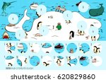 geography visual game ... | Shutterstock .eps vector #620829860