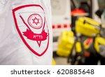 tel aviv  israel. april 12 ... | Shutterstock . vector #620885648