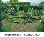 A Small Water Feature With...