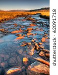 river in the wilderness in the... | Shutterstock . vector #62091718