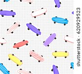 pattern in a memphis style of...   Shutterstock .eps vector #620929523