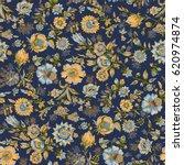 floral fancy design | Shutterstock . vector #620974874