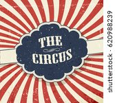 vintage circus abstract... | Shutterstock .eps vector #620988239