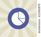 chart icon. sign design....
