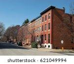 baltimore  md   midtown... | Shutterstock . vector #621049994