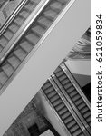 escalators.   Shutterstock . vector #621059834