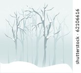 tree xmas background | Shutterstock .eps vector #62106616