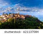 Sighnaghi Or Signagi City In...