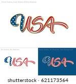 vector illustration of a custom ... | Shutterstock .eps vector #621173564