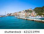 wonderful postcard of porto... | Shutterstock . vector #621211994