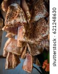 "gorgeous heap of ""guanciale... 