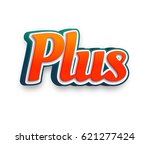 plus text for title or headline.... | Shutterstock . vector #621277424