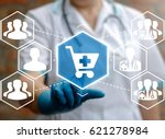 health care pharmacy and web... | Shutterstock . vector #621278984