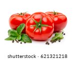 Organic Fresh Tomatoes With...