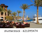 port ghalib  a beautiful port ... | Shutterstock . vector #621395474