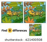 find differences education game ... | Shutterstock .eps vector #621400508