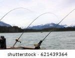 Small photo of Alaskan Salmon Fishing