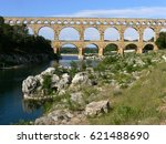 The Pont Du Gard Is An Ancient...