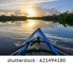 Sunrise Paddle In The Florida...
