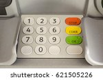 machine numeric keypad