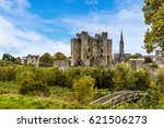 A panoramic view of trim and a...
