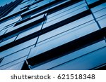 urban abstract   windowed... | Shutterstock . vector #621518348