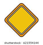 diamond traffic signal icon