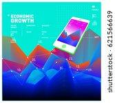 vector illustration mobile apps ...   Shutterstock .eps vector #621566639