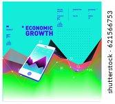 vector illustration mobile apps ...   Shutterstock .eps vector #621566753