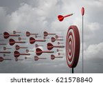 business niche market and... | Shutterstock . vector #621578840